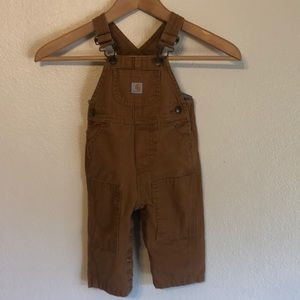 Carhartt boys overalls